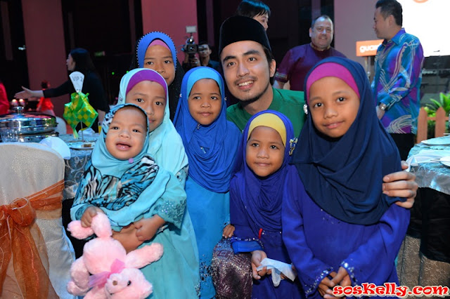 Guardian Malaysia Raya Open House, Hari Raya Celebration, 100 Orphanage Children, Raya Open House 2015