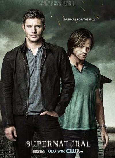 Supernatural 9ª Temporada Completa AVI + Legenda