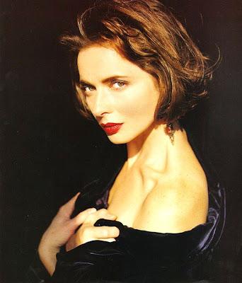 fotos de Isabella Rossellini style