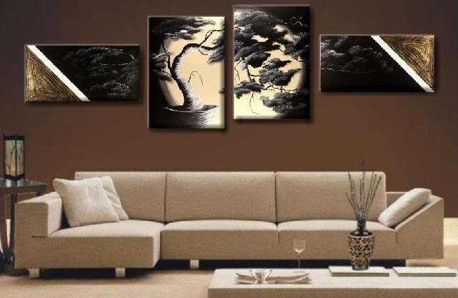Marzua cuadros en la decoraci n - Que cuadros poner en el dormitorio ...