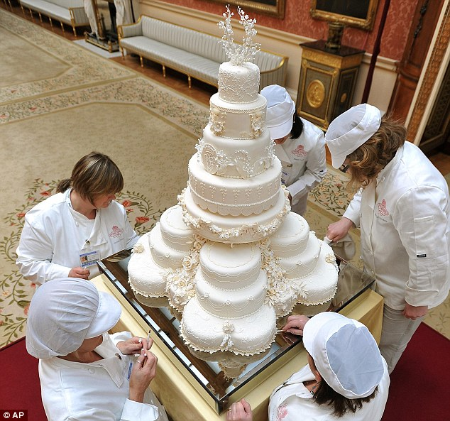 Architectural Cake Designer