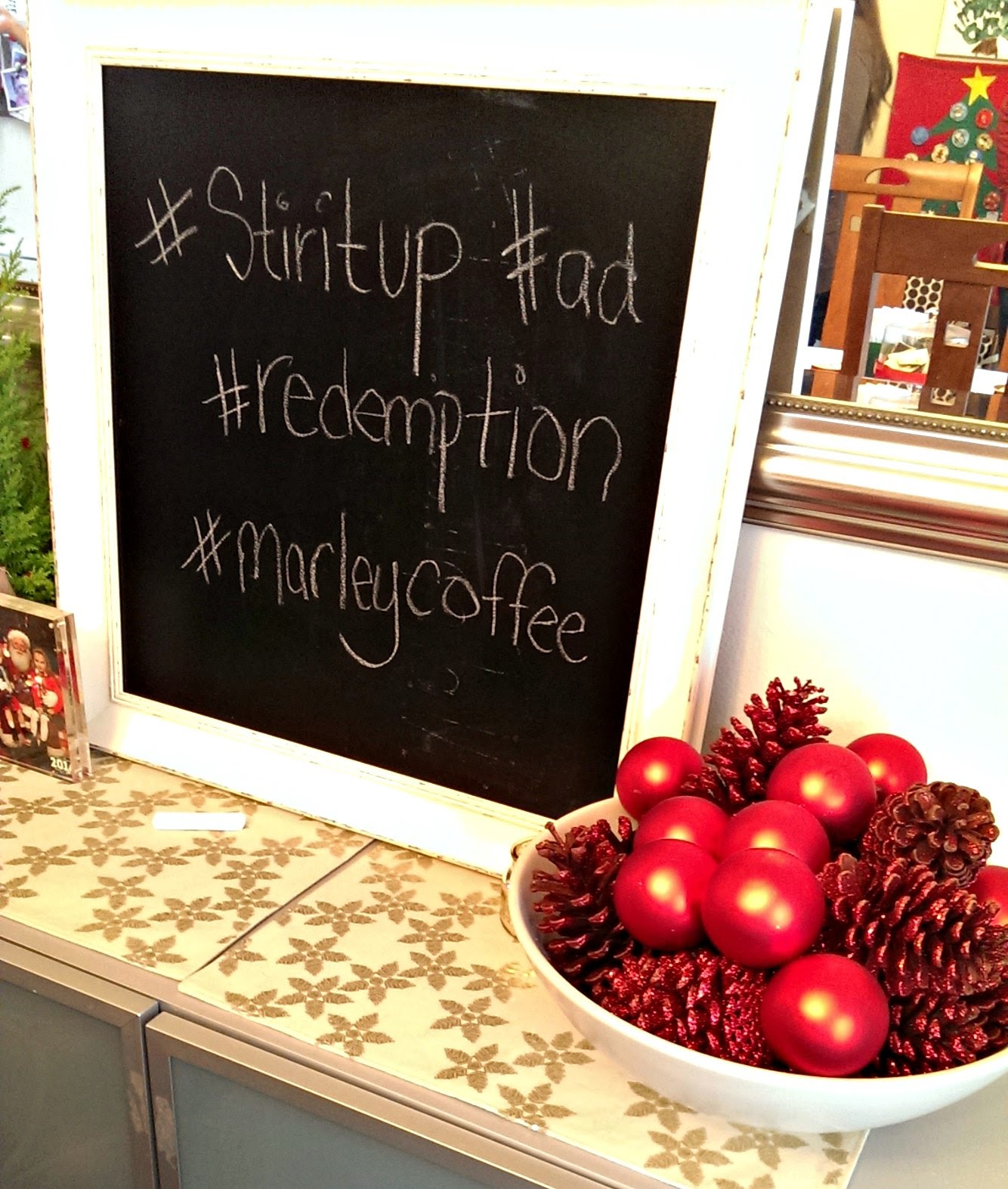 Marley Coffee holiday party