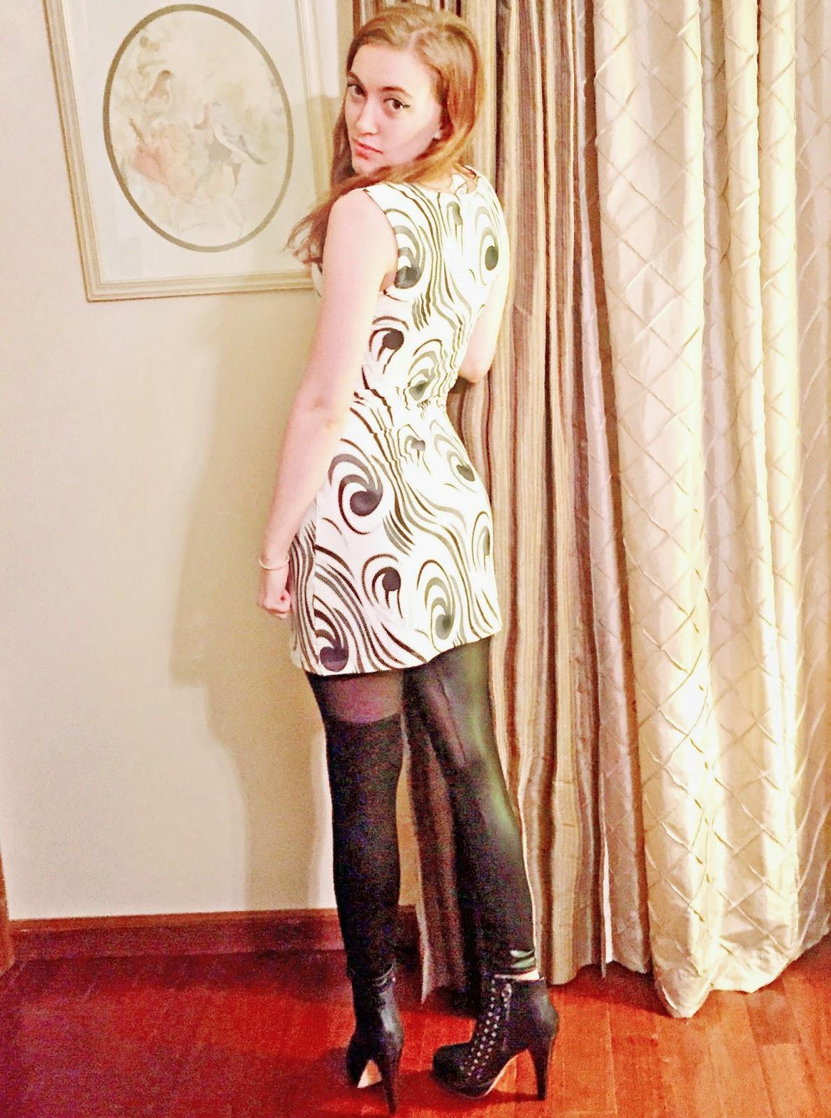 hot-look-short-dress-blogger