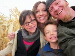 The Hynum Family - Nathan, Jamie, Kendyl, and Caedon