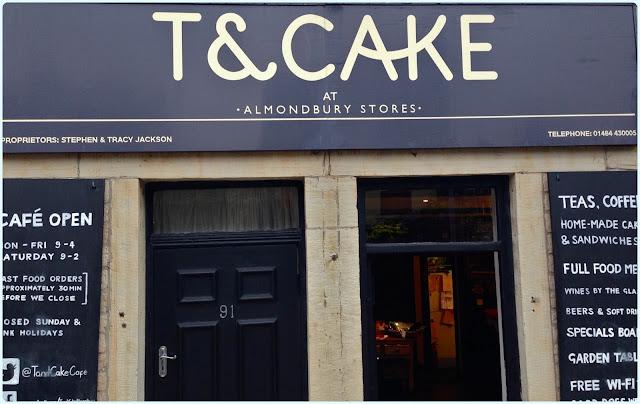 T and Cake Almondbury