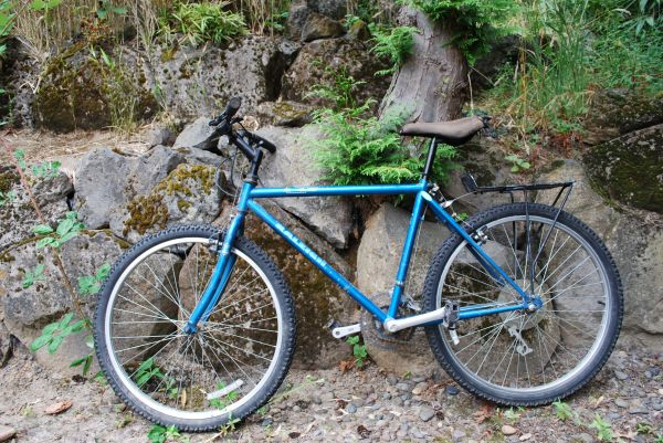 Craigslist Bikes but mountain bikes tend to