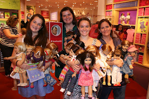 American Girl Houston Grand Opening