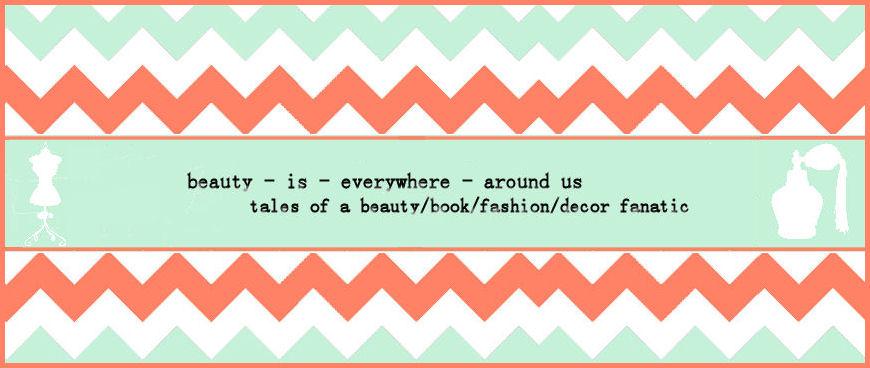 Beauty is Everywhere Around Us