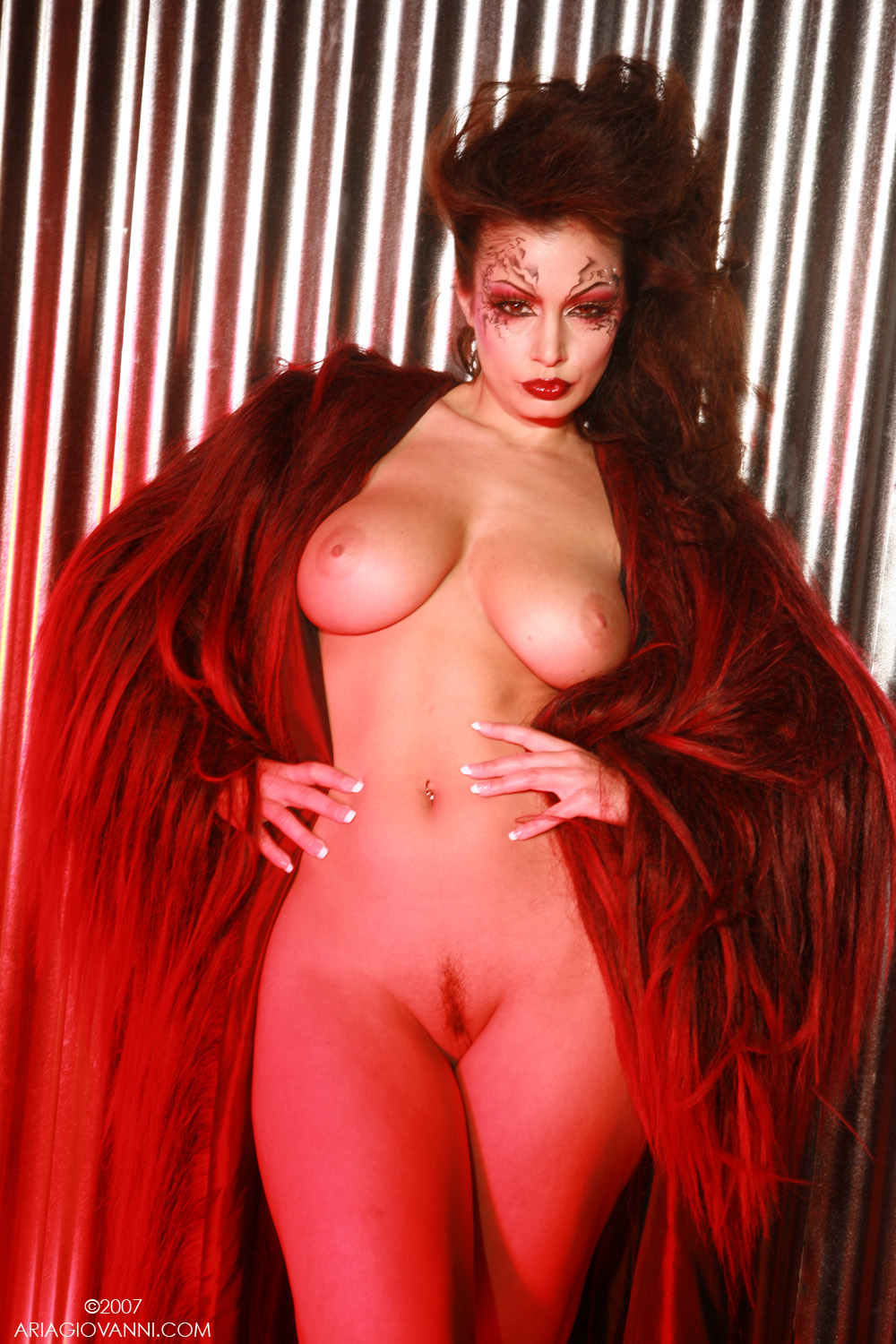 Red-Hot Aria Giovanni