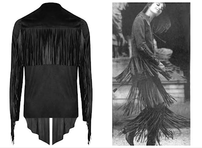 fashion, style, SS15, trend, 70s, summer, 2015, season, youwishyou, vogue, platforms, flares, how to wear, fringed jackets,