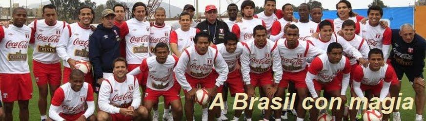 A Brasil con magia