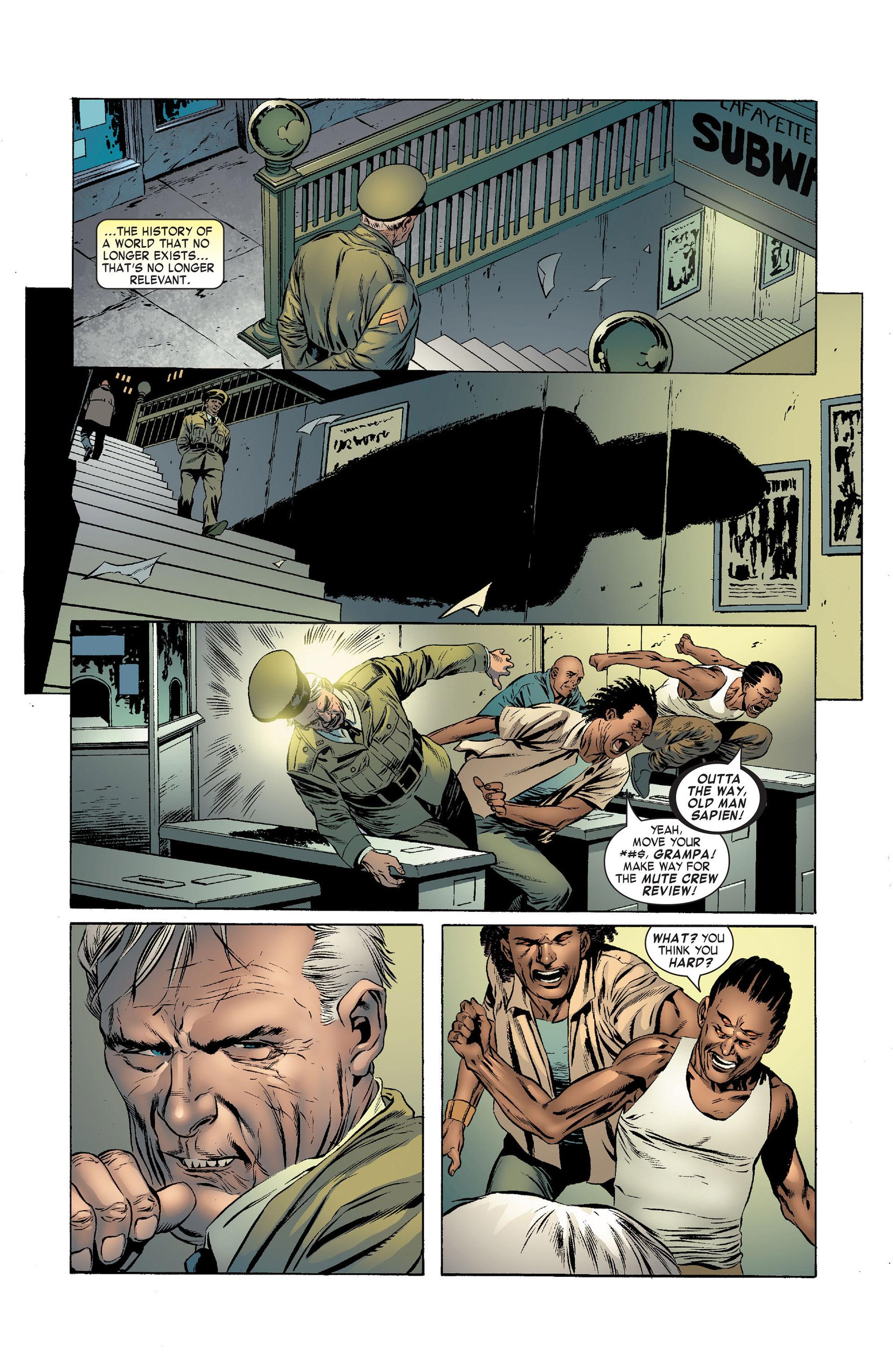 Captain America (2005) Issue #10 #10 - English 22