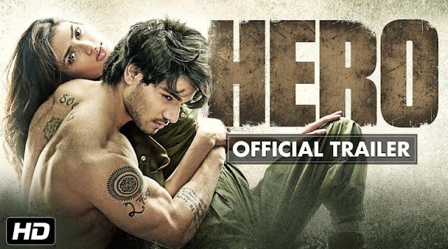 Hero (2015) Full Hindi Movie Download 300Mb and 700mb