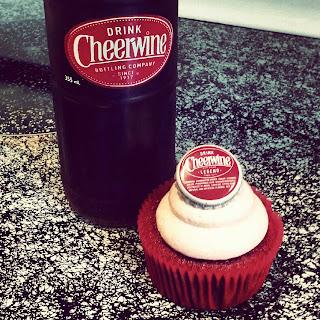 Cheerwine Cake Frosting