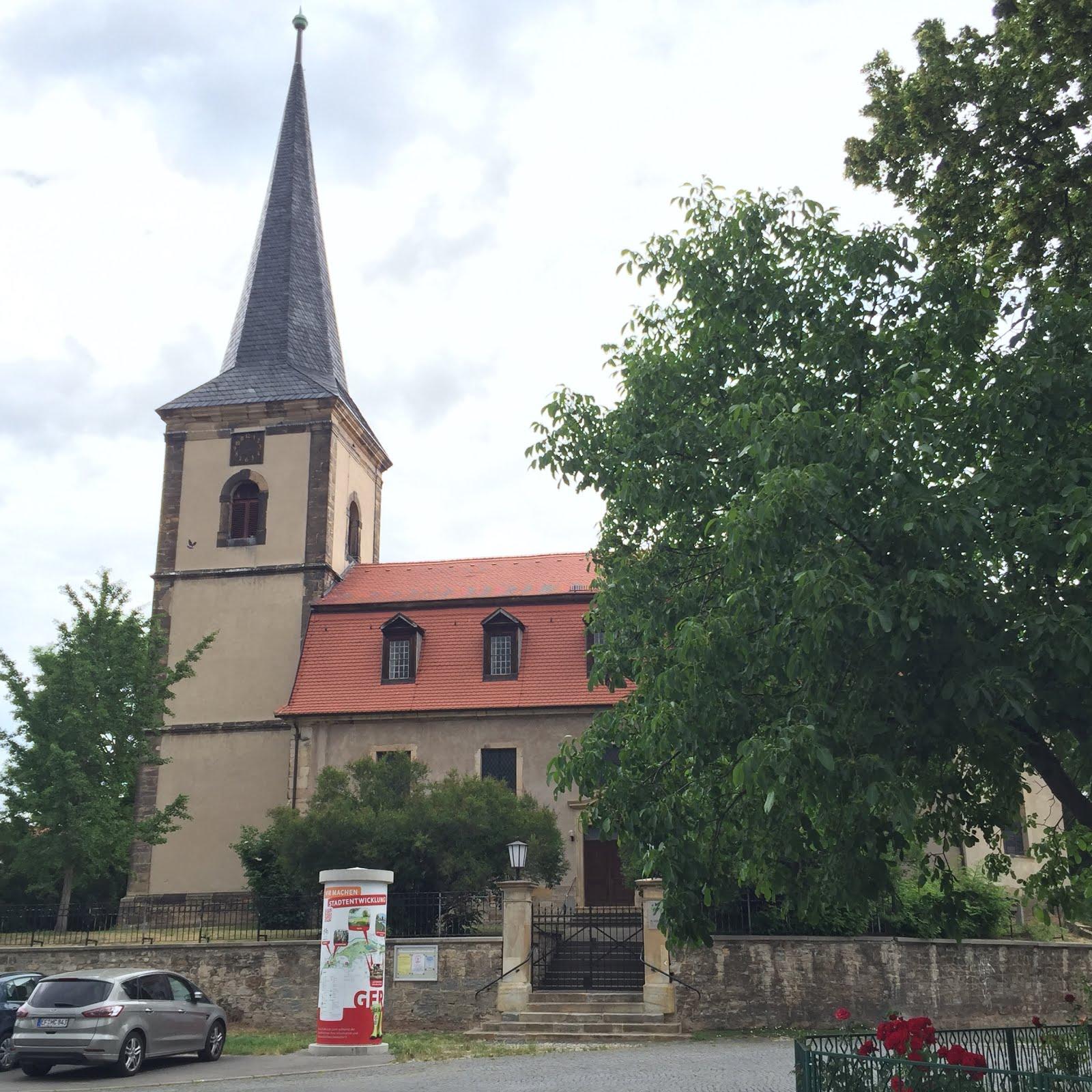 St. Kiliani (1792) im Ortsteil Gispersleben