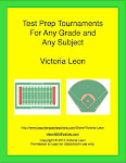 Click on links to Victoria Leon's TpT Products: