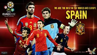 pemain spanyol
