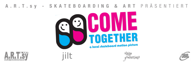 A.R.T.sy | Come Together - A Local Skateboard Motion Picture