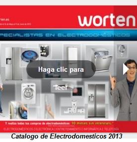 catalogo worten electro mayo 2013