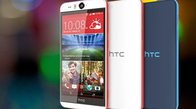5 things To Know About The HTC Desire Eye