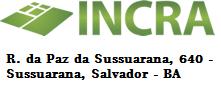 INCRA/BA