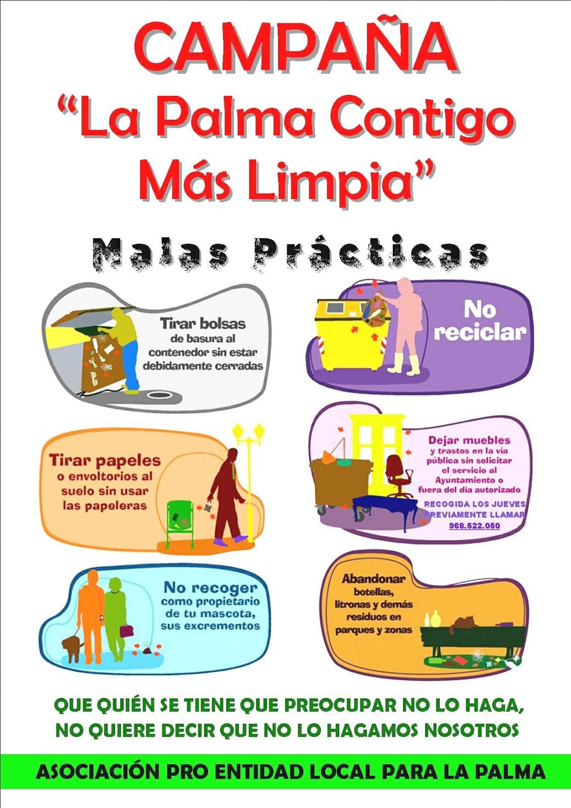La Palma Más Limpia CONTIGO