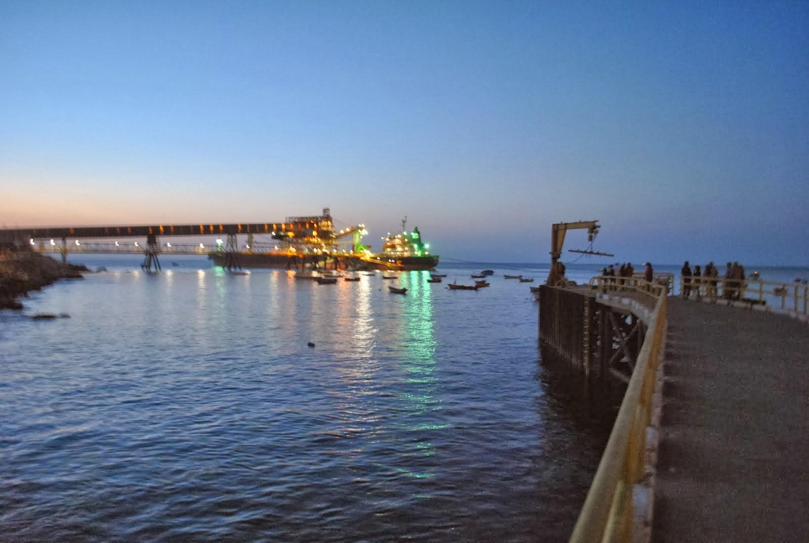 Puerto de Coloso