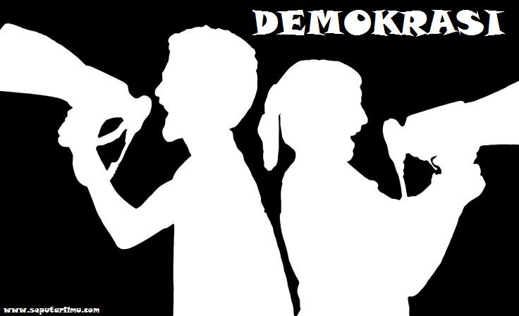 16 Pengertian, Macam-Macam, dan Ciri-Ciri Demokrasi ...