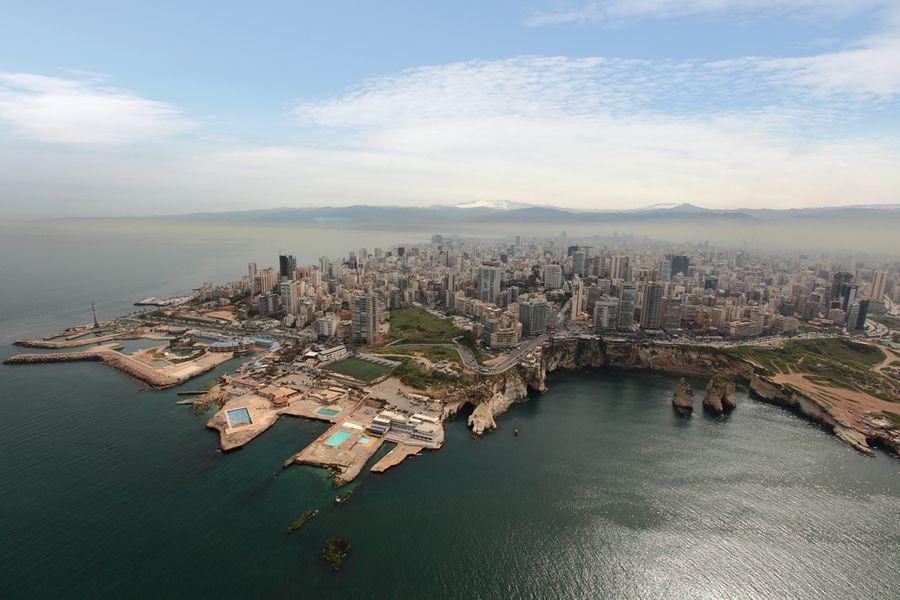 25. Beirut by Elie Gemayel