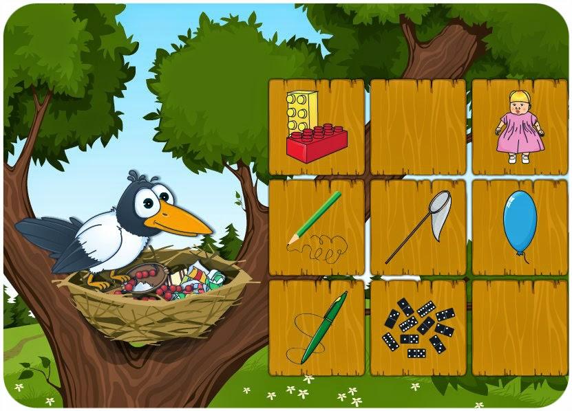 онлайн игры для детей от 2 до 8 лет бесплатно