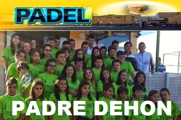 PÁDEL PADRE DEHON