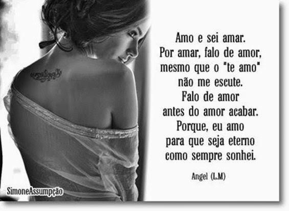 Sei amar...
