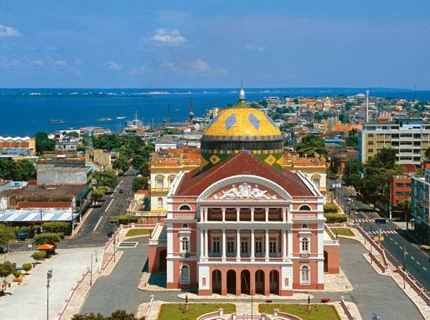 Turismo en Manaos, Brasil