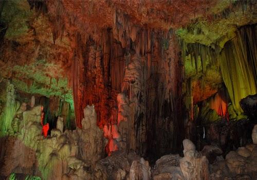Objek Wisata Goa Gong Pacitan Jawa Timur