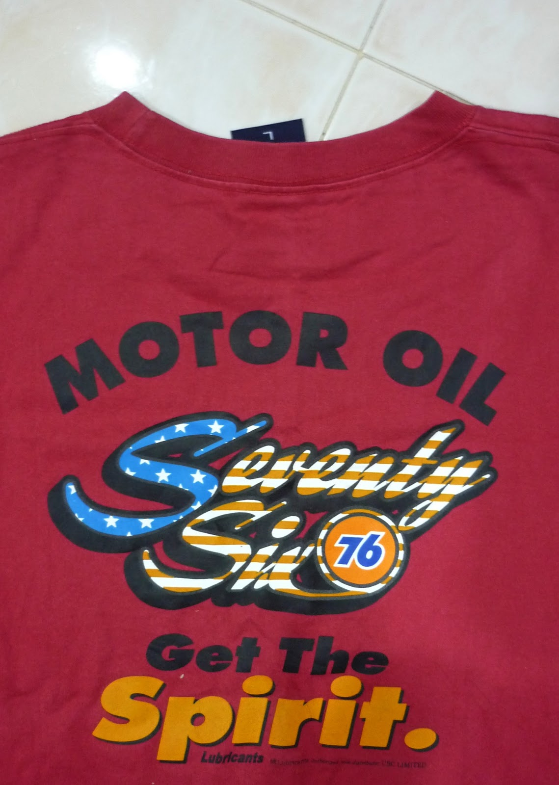Rchybundle 76 Lubricants Motor Oil Sold
