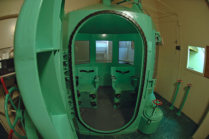 Is it time to bring back the gas chamber (like San Quentinu0027s old beauty above) or maybe the electric chair? Death-penalty opponent Richard Dieter doesnu0027t ... & DownWithTyranny!: Letu0027s say youu0027re Texas and youu0027ve run out of death ...