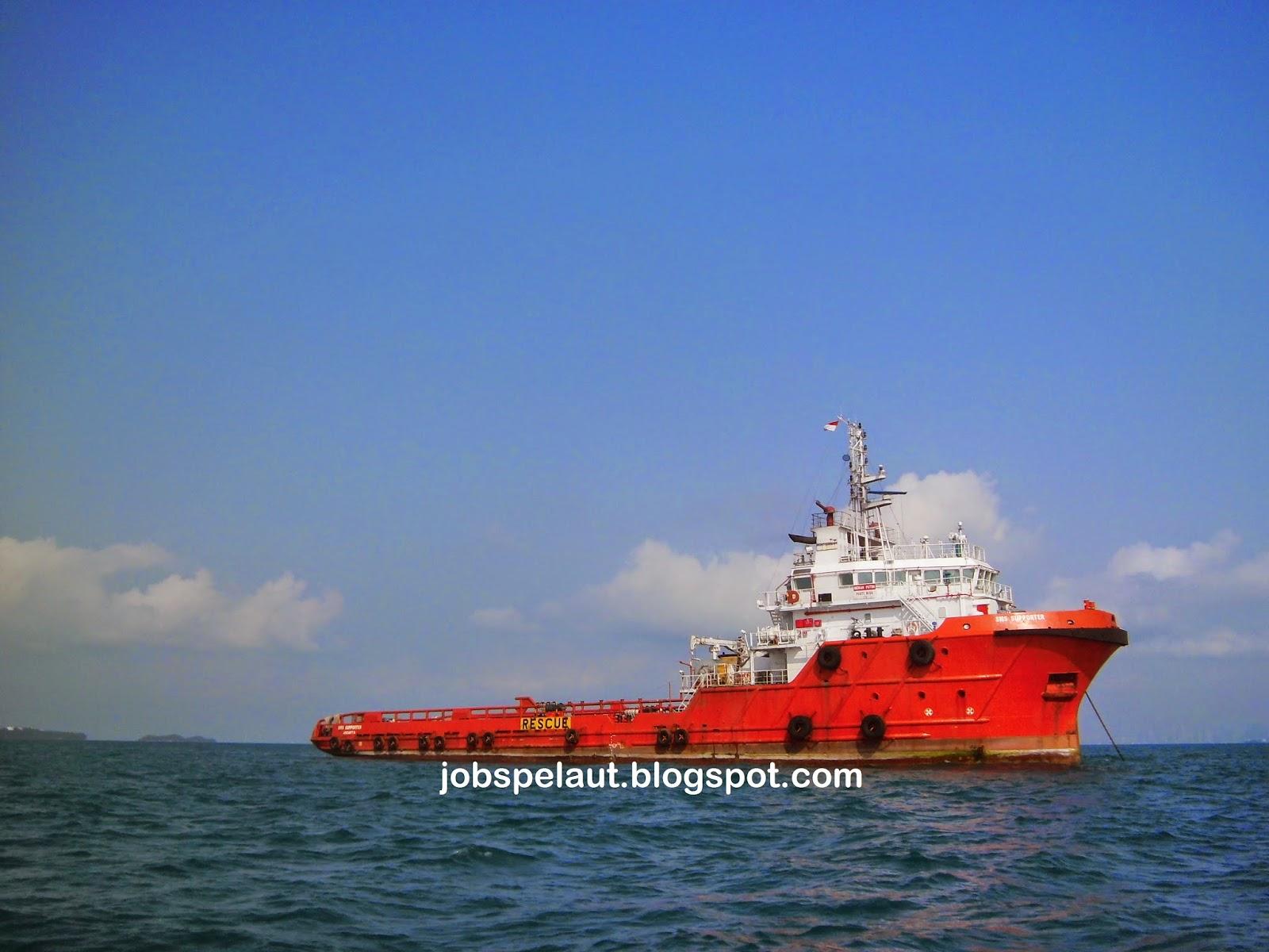 Pelaut Kapal Tanker