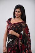 Shamili dazzling photos in saree-thumbnail-7
