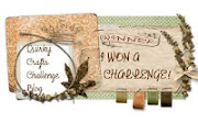 I won GDT at Quirky Crafts June 5/11