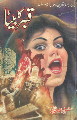 Qabar Ka Beta By Shehzad Ahmed Saddiquie Horror Novel