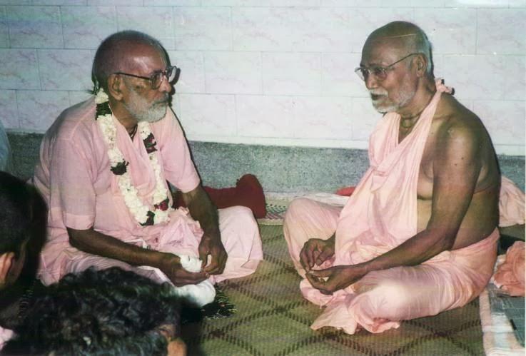 Sri Narayan Tirtha Goswamis