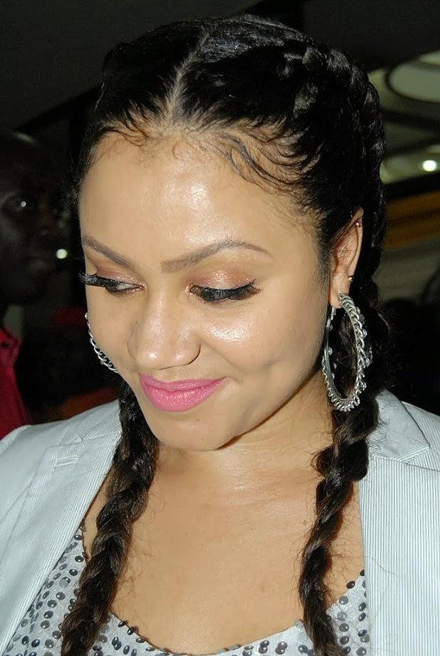 Nadia Buari (Ghana)