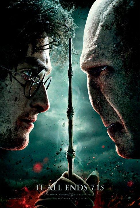 Poster de Harry Potter y las reliquias de la muerte parte 2