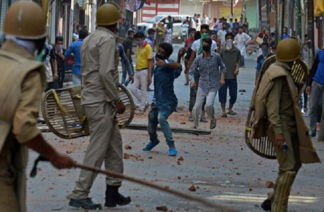 Warga Kashmir: Kami Akan Berjuang seperti Penduduk Gaza Melawan Israel