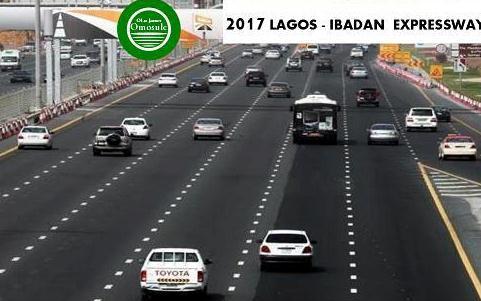 lagos ibadan 10 lanes road