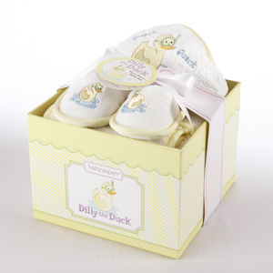 Bathtime and Baby Shower Gift Set