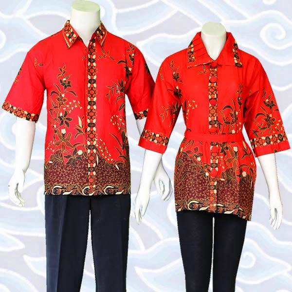 jual baju batik pekalongan murah online