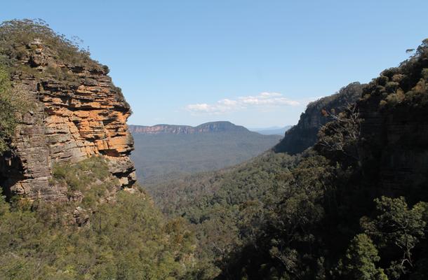 Blue Mountains, Sydney, Leura Falls