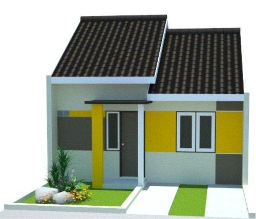 bentuk atap rumah minimalis sederhana rumah minimalis