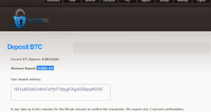 Cara daftar dan membeli KHS di scrypt.cc